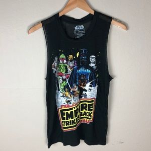 Star Wars Graphic Tank Top
